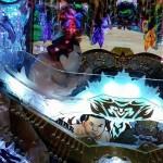 相撲画像大量 CR GOD AND DEATH 99VX 初打ち