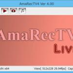 アマレコTV4でAMV4ロゴを消す方法