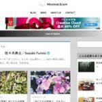 ミニマリストの佐々木典士さんブログで見つけたブログを続けるコツ