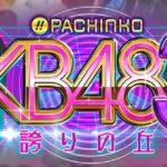 CRぱちんこAKB48-3 誇りの丘 通常時リーチ演出信頼度