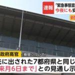全国・全都道府県に緊急事態宣言が発令。パチンコ屋終了か