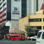 熊本県のパチンコ店 湖月熊本藤崎店?で飛び降り自殺か