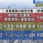 東京都、3ステップで休業要請を解除していく模様【ロードマップ公表】