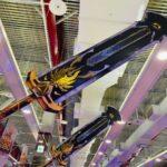 MEGAコンコルド1280稲沢店のP牙狼月虹ノ旅人の装飾が半端ないと話題に
